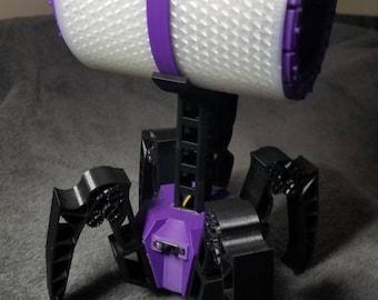 Spiderbot 3D Printed LED Desk Lamp