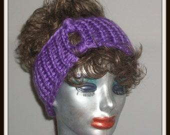 HAT WOMEN KNITTED Half Hat Ear Warmer Head Band  Women   Teens    Girls   Winter  Spring   Xmas Gift Stocking Stuffer