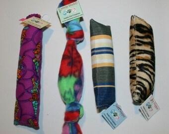 Single Catnip Kicker Toys - Choose from 4 Styles