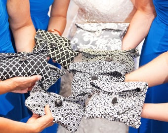 Bridal party clutch
