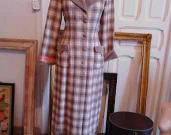 Coat vintage years 30s pictures
