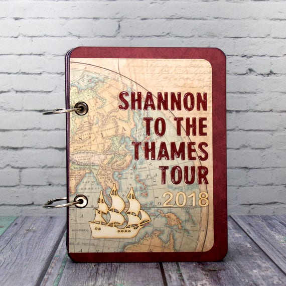 Personalized adventure book vintage world map journal personalized adventure book vintage world map journal perfect gift for traveler wanderlust journal purple and teal travel journal gumiabroncs Choice Image
