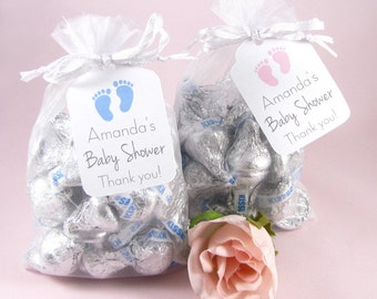 Baby shower gift tag (30) - Baby shower tags - Baby shower thank you tags - Baby shower favor tags