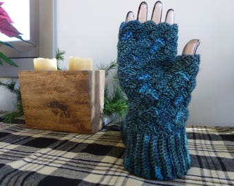 Fingerless Gloves - Handwarmer