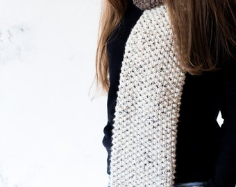 VALOR - Tube Scarf Knitting Pattern - a set of instructions to knit