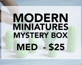 Modern miniatures mystery box - medium