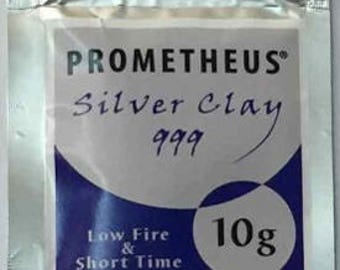 Prometheus Silver Clay 999