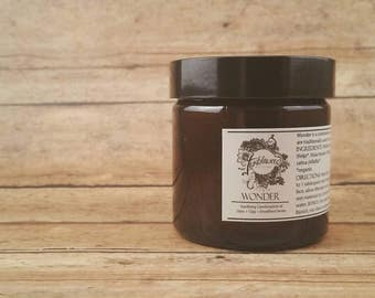 Face Mask : Soothing • Botanicals • Clay • Organic