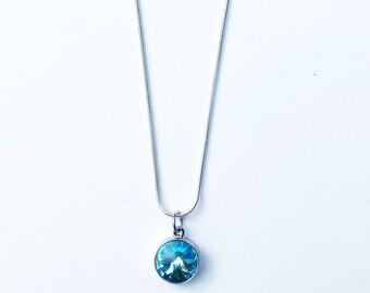 Ice Blue Crystal