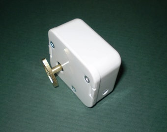 Classical Music Collection - 18 Note Music Box Movements  - White Case - Sankyo