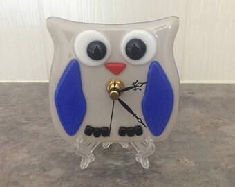 Mini Owl Clock