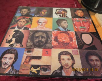 "The Who Face Dances LP 1981 Warner Bros HS 3516 Classic Rock 12"" 33RPM"