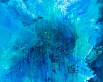 Tangata Whenua 2 | Original Painting