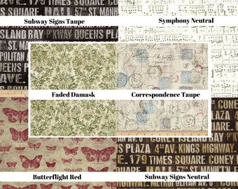 Tim Holtz Fabric by the Yard