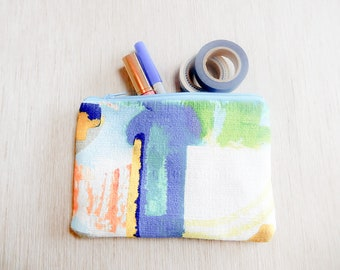 Make Up Bag/ Mothers Day Gift/ Gift for Her/ Pencil Case/ Gift for Mom/ Best Friend Gift/ Coworker Gift/ Gift for Women/ Teacher Gift/ Pouch