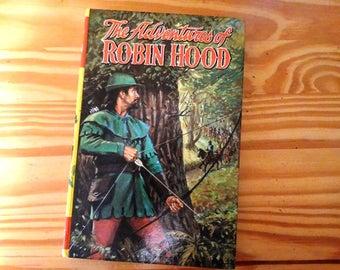 The Adventures of Robin Hood Publisher,Major Charles Gilson,  Children's Press, 1968