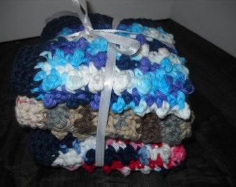 DC-003 Crochet Dishcloths