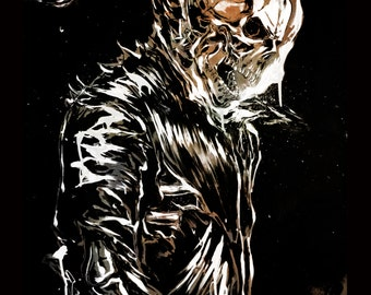 A3 Ghost Rider - Limited Edition