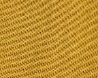 Mustard Rayon Modal Spandex 60'' Wide 15 Yards Wholesale