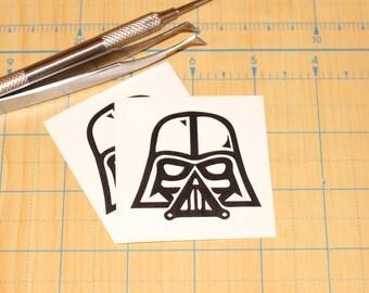 Darth Vader Decal  |  Darth vader star wars sticker