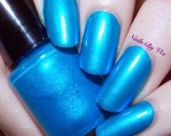 Blue Angel nail polish