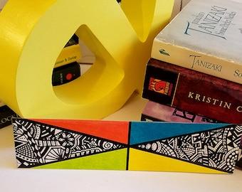 Bookmark ~ Triangles II