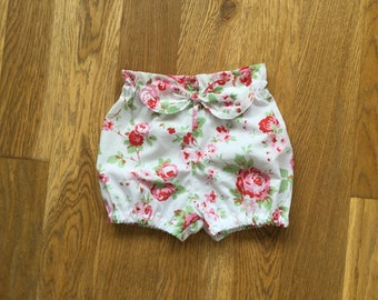 Girls bubble bloomers