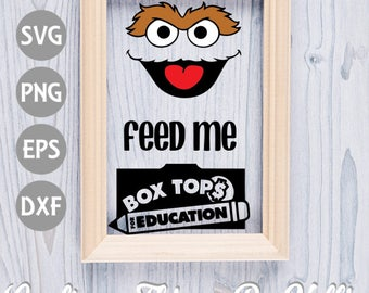 Oscar Box Top SVG