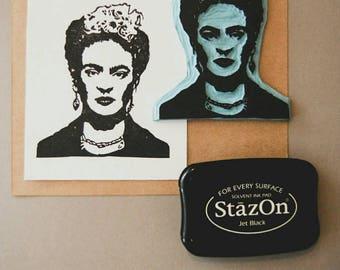 Stamp Frida Kahlo