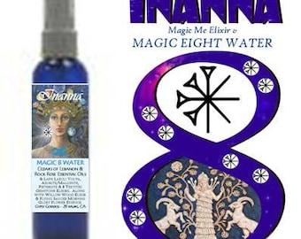 INANNA MAGIC 8 Water by Gypsy Goddess