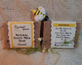 Chamomile Goats Milk Soap