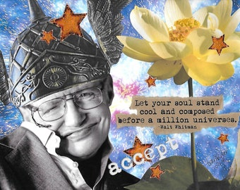 Let Your Soul Stand - Stephen Hawking
