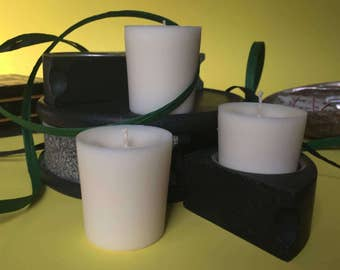 Vanilla Scented Soy Wax Votives