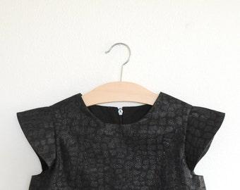 nero - modern girl dress
