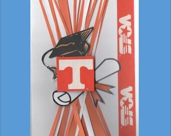 Livraison gratuite Tennessee volumes Graduation cartes - carte de félicitations - fait à la main aux Etats-Unis