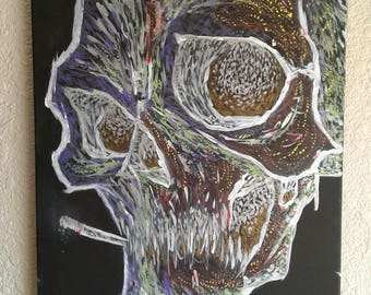 Skull Grin