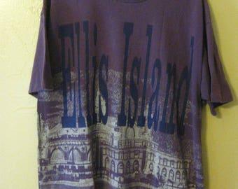ELLIS ISLAND Tshirt