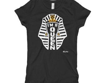 I'm a Queen T-Shirt (Girls)