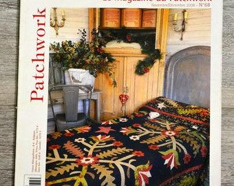 Magazine Quiltmania 68 (Patchwork)