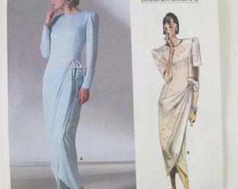 Vogue 1884: 1987 Designer Original Free shipping
