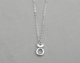 Zodiac Taurus Necklace