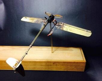 Steampunk aircraft