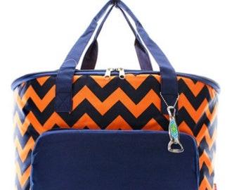 N Gil Insulated cooler shoulder bag