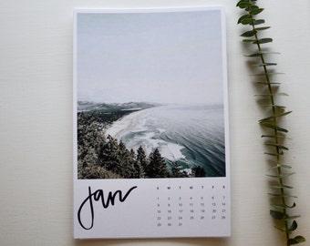 2018 Wall Calendar (Hanger Optional)