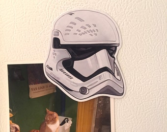 Stormtrooper STAR WARS Force Awakens Fridge Magnet