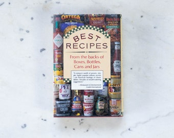 Best Recipes from the backs of Boxes, Bottles, Cans and Jars