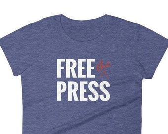 Free The Press - Women's Tee