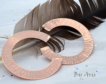 Izabella Earrings-- Medium