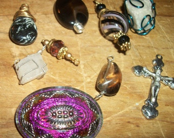Odds and Ends Pendant Mix