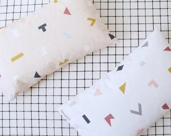 Cushion - Cushion Cover - Geometrical Pattern - 50 x 30 cm